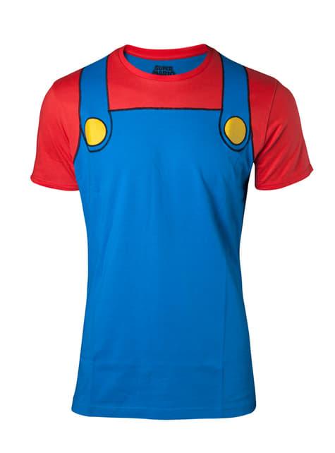Camiseta de Mario Bros para hombre - Super Mario Bros