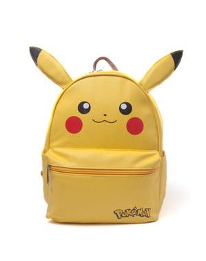 Ghiozdan Pikachu pentur femeie - Pokemon