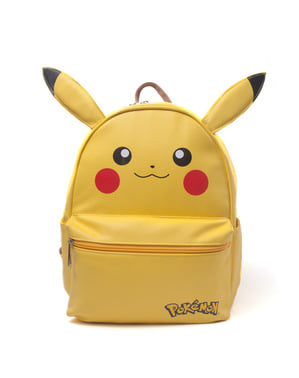 Mochila de Pikachu para mulher - Pokémon