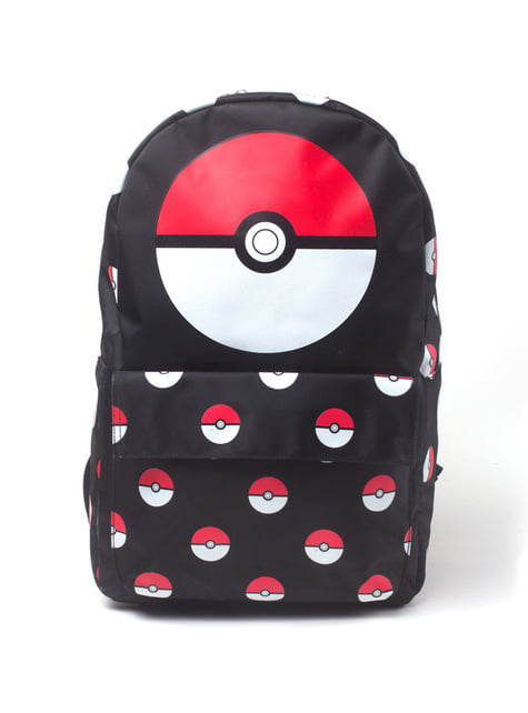 Mochila de Pokeball - Pokémon