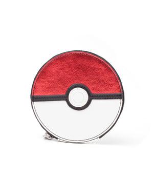 Porta-moedas de Pokeball - Pokémon