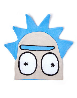 Rick beanie hat - Rick & Morty