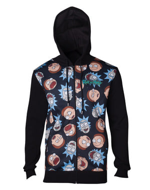 Rick & Morty hoodie for men