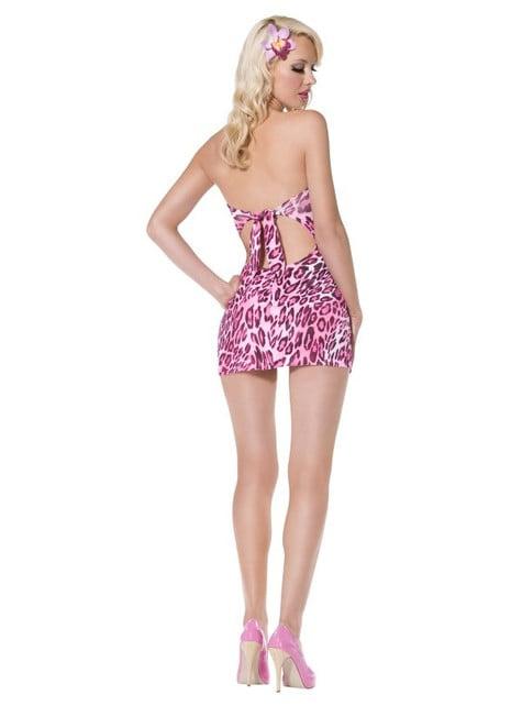 Disfraz de dulce de la selva Fever para mujer