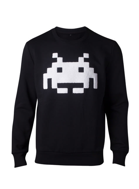 Space Invaders jumpperi miehille