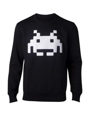 Sudadera de Space Invaders para hombre