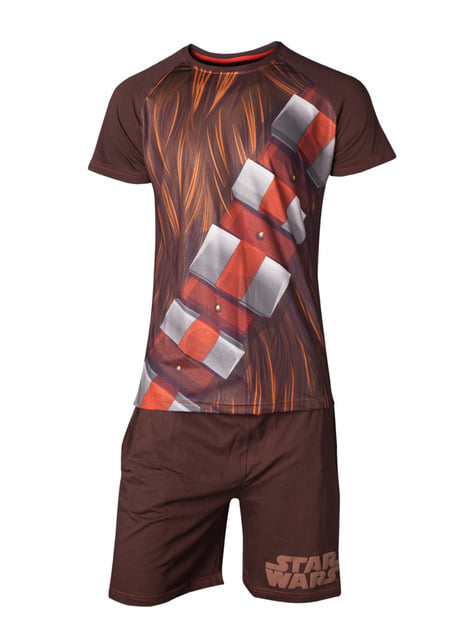 Chewbacca pajamas for men - Han Solo: A Star Wars Story