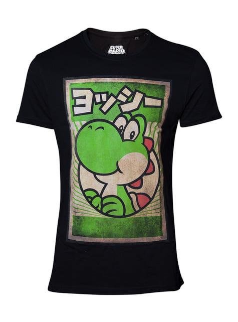 Camiseta de Yoshi para hombre - Super Mario Bros