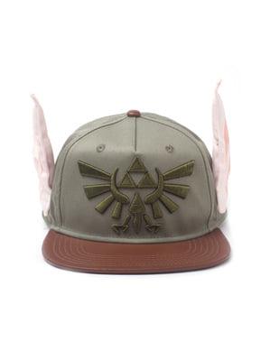 Gorra de Zelda con orejas - La Leyenda de Zelda