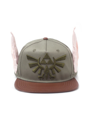 Zelda with ears cap - The Legend of Zelda