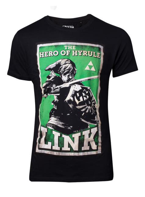 Legend of Zelda The Hero of Hyrule T-Shirt for Men