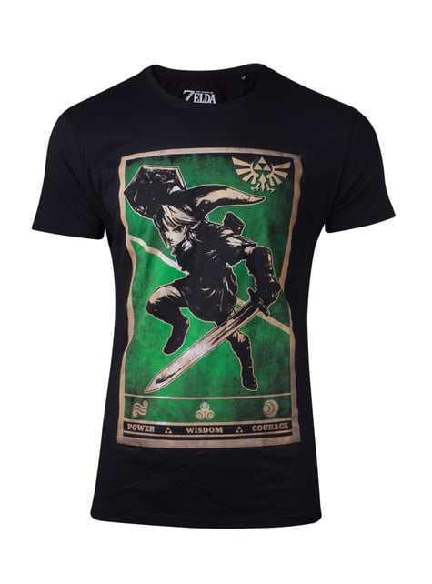 Zelda T-Shirt für Herren - The Legend of Zelda