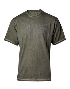 Урожай Triforce T-Shirt для чоловіків - Легенда про Zelda