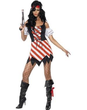 Sexy Piraat Kostuum voor vrouw