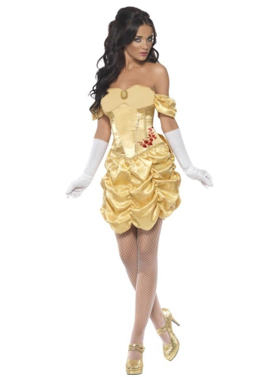 disfraces mujer princesas disney