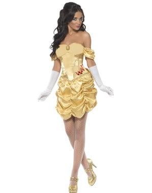 Złoty Strój Fever Księżniczka dla kobiet