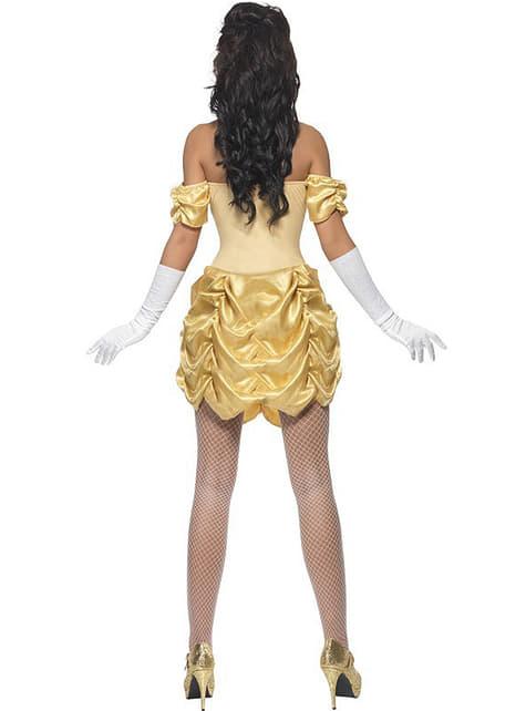 Kultakuumeinen Prinsessa -Asu Naisille