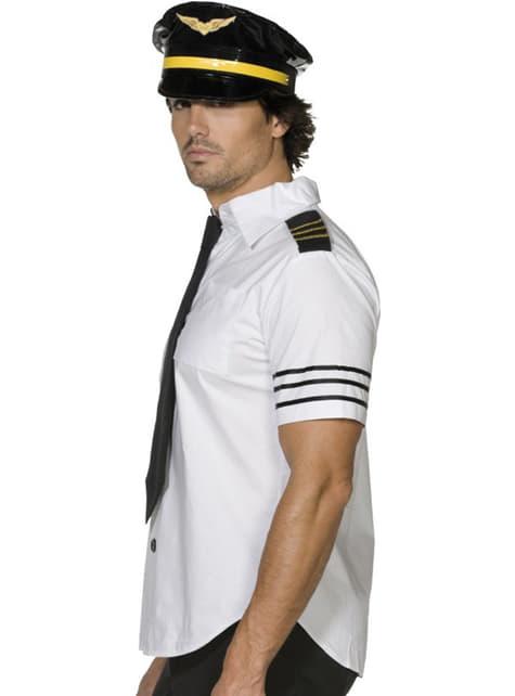Disfraz de aviador Fever para hombre - traje