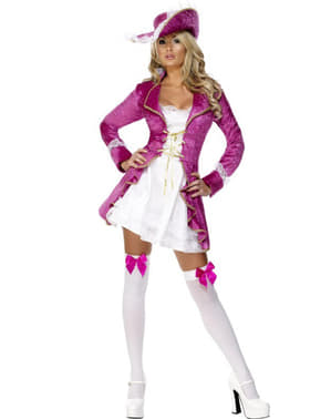 Fever Treasure Hunting Pirate Adult Costume