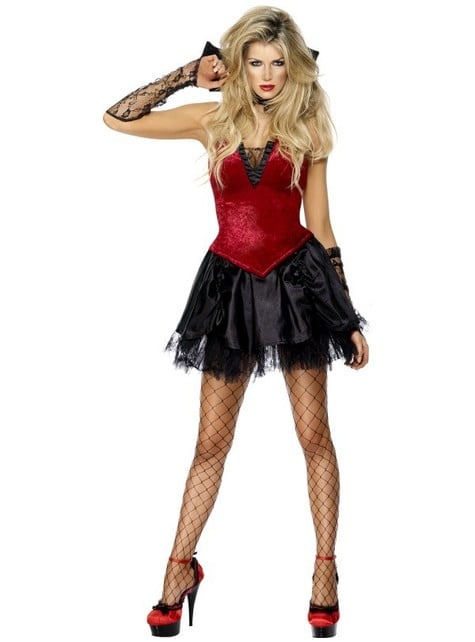 Vampier classic Fever Kostuum