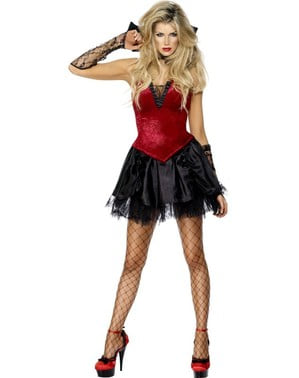Fever Vampire Maiden Adult Costume