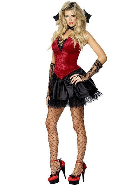 Fever Vampire Maiden Adult Costume