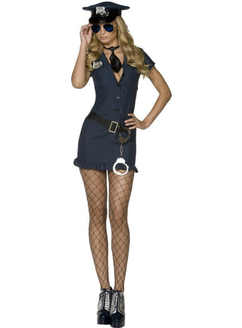 Fever Sexy Policewoman kostým pre dospelých