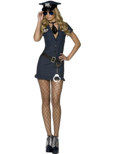 Vestito poliziotta sexy