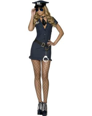 Fever szexi rendőrnő ruha felnőtteknek