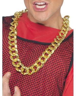 Naszyjnik złoty łancuszek