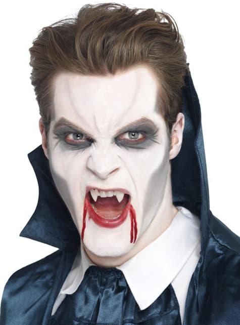 Colmillos de vampiro deluxe