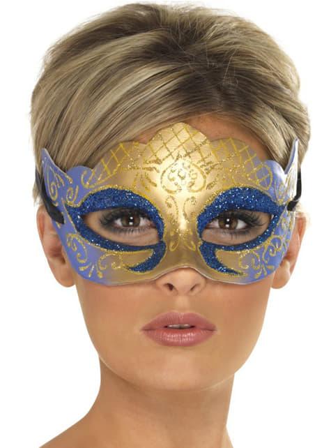 Gold Venetian Eye Mask
