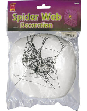 सफेद मकड़ी का जाला