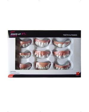 Set de dentaduras