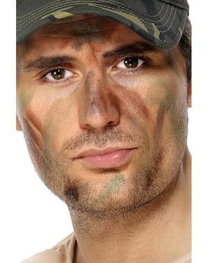 Военен грим