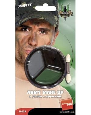 איפור צבאי