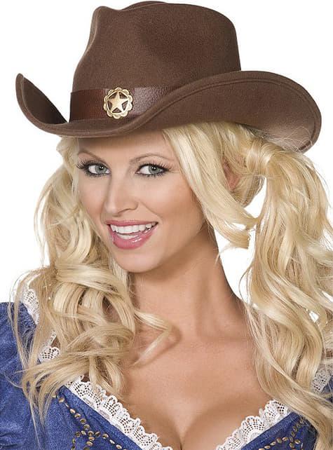 Groznica kaubojski šešir