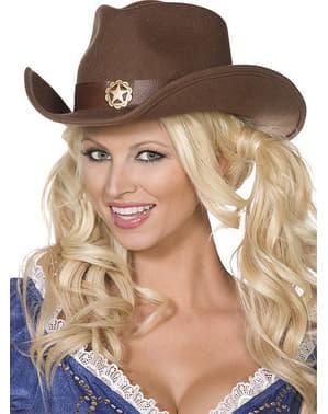 Cowboy hat sexy