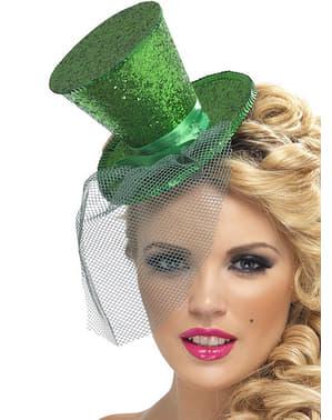 Lille hat sexy grøn