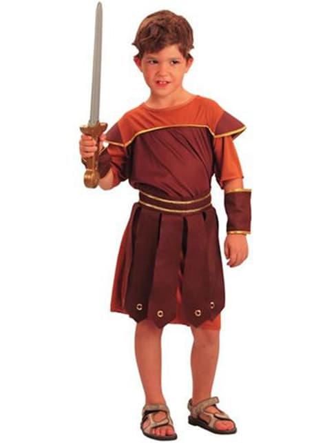 Poikien Roomalaisasu