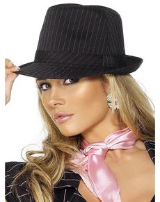 Sombreros de Gángster y Fedoras. Entrega 24h  4b72a4ec7e3
