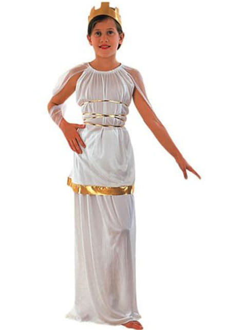 Dievčenský kostým Athena
