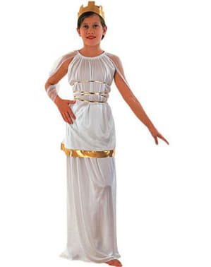 Girls Athena Costume