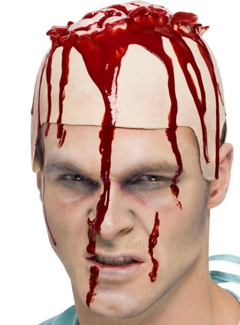 Sangre en gel - para tu disfraz