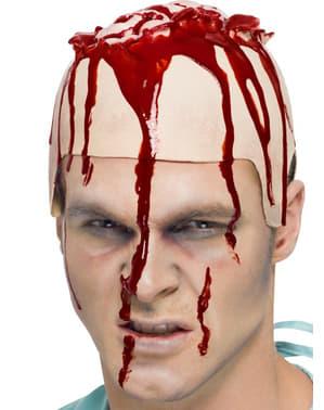 Bloed in gelvorm