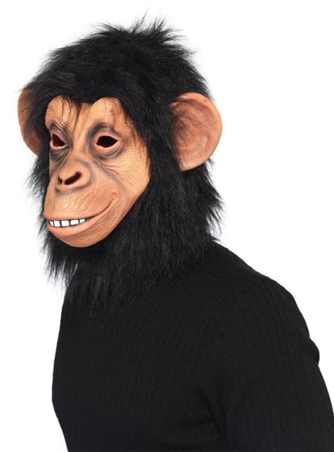 Schimpansmask