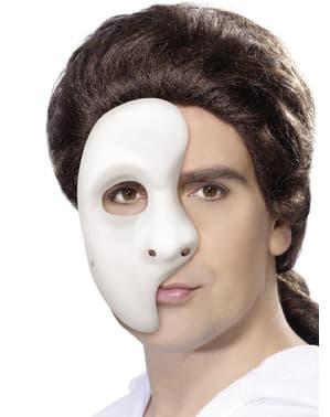 Spøgelse halvmaske