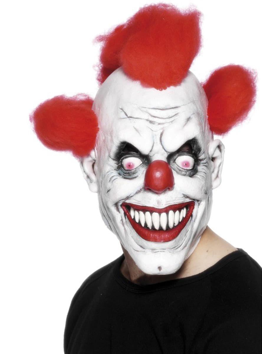 Killer Clown Mask: shop online @Funidelia.