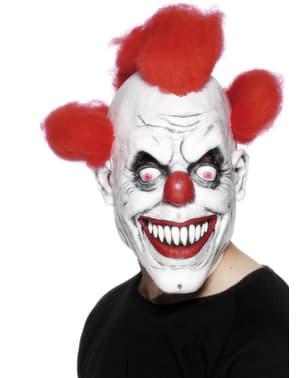 Masker bezeten clown