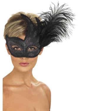 Венеціанська маска на очі